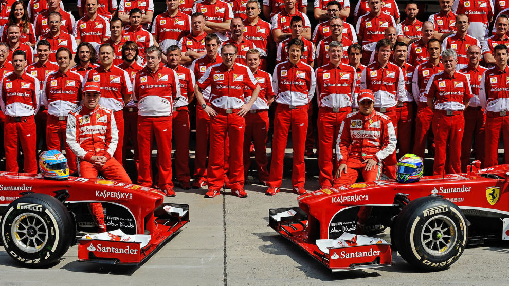 welcome to Scuderia Ferrari Club Andalucia